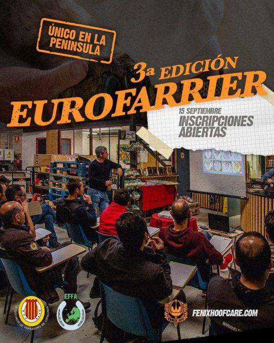 3a edición Eurofarrier